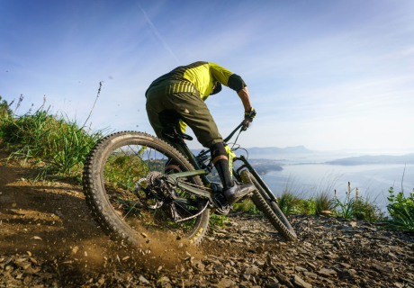 Tour 4: Navene Panorama Trail am BIKE Festival Garda Trentino in Riva