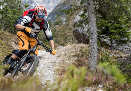 Enduro Shuttle-Tour Tremalzo am BIKE Festival Garda Trentino in Riva