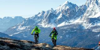 Trail Hunter Transalp mit Lift & Shuttle